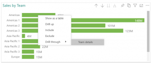 Introduction to Drill Through in Power BI Reports